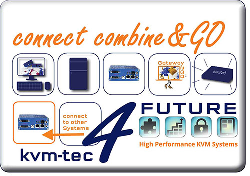 Connect combine & GO