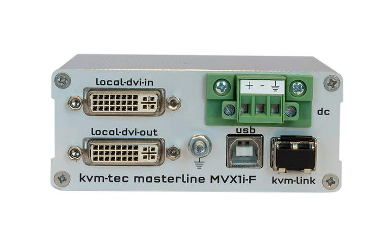 INDUSTRYLINE FIBER KVM Estender over IP